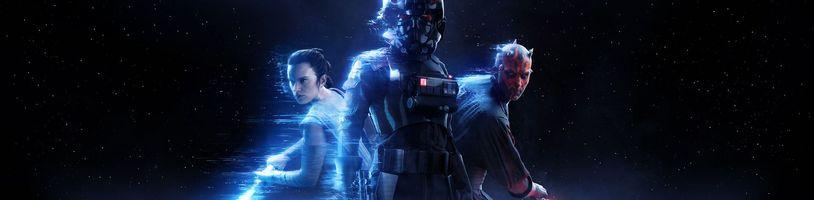 Nebýt těch zatracených lootboxů, byl by Star Wars Battlefront II fakt dobrou hrou