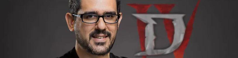 Diablo 4: Blizzard opouští šéf vývoje i hlavní designér