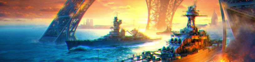 Největší válečné lodě ve World of Warships