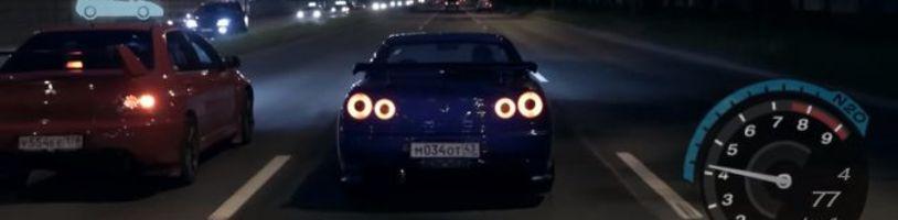 Need for Speed ve skutečném životě?