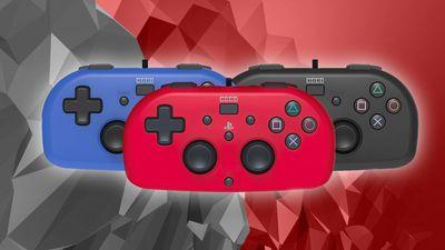 Soutěž s HORI o Mini PS4 gamepady