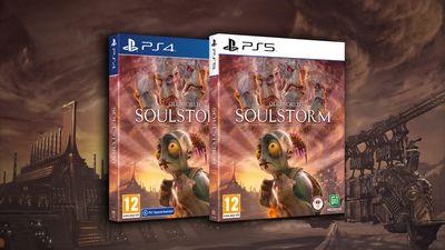 Soutěžte s námi o hru Oddworld: Soulstorm
