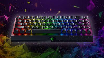 Soutěžte o kompaktní klávesnici od Razeru