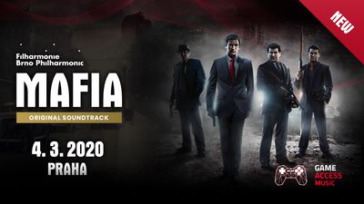 Vyhrajte lístky na koncert Mafia Live v Praze