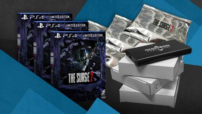 Limitovaná edice The Surge 2 pro PS4 + Power Banka + Dárečky