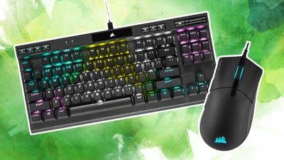 Vyhrajte klávesnici a myš ze série Corsair Champions