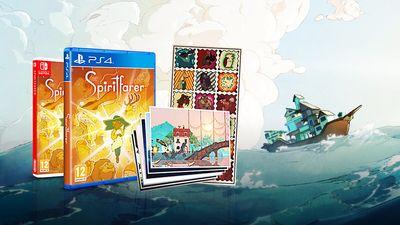 Získejte krásnou dobrodružnou hru Spiritfarer