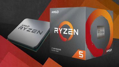 2x AMD Ryzen 5 3600