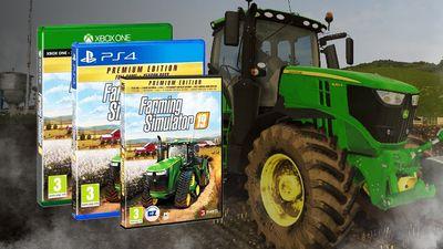 Soutěžte s námi o prémiovou edici Farming Simulator 19