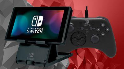 Soutěž s HORI o příslušenství k Nintendo Switch