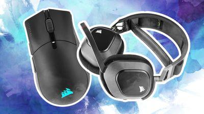 Vyhrajte herní myš a sluchátka značky Corsair