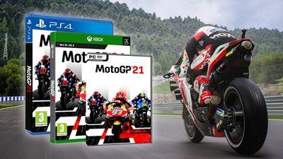 Soutěžte o nejnovější ročník MOTOGP 21