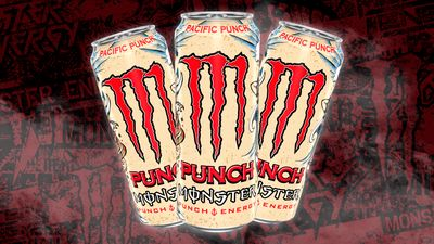 Vyhrajte plechovky Monster Energy Pacific Punch a příslušenství k tomu