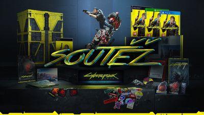 Vyhrajte sběratelskou edici, tři kopie hry a knížku Svět Cyberpunk 2077