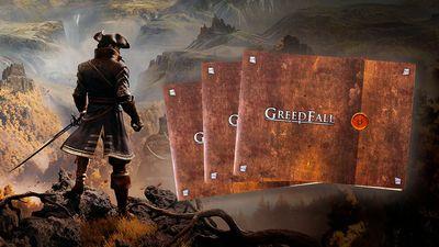 Vyhrajte si svůj vlastní Greedfall