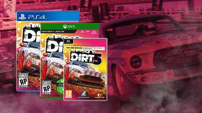 Soutěžte o závodní novinku DiRT 5