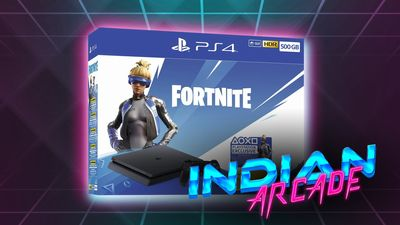 PlayStation 4 + Fortnite a BLACKHOLE