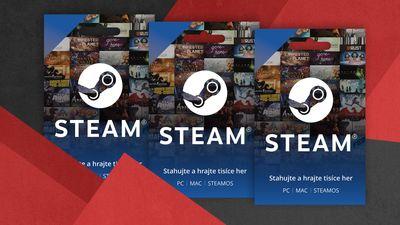 Soutěž o herní kupóny do Steam peněženky