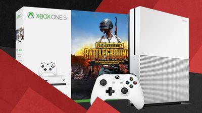 Xbox One S + PUBG