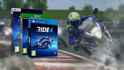 Soutěžte o závodní hru RIDE 4