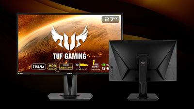 Soutěžte o výkonný herní monitor Asus TUF VG27AQ