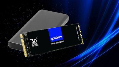 Soutěžte o rychlý NVMe SSD disk a externí disk značky Goodram