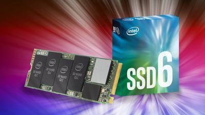 Soutěž o Intel 660p SSD 1 TB NVMe