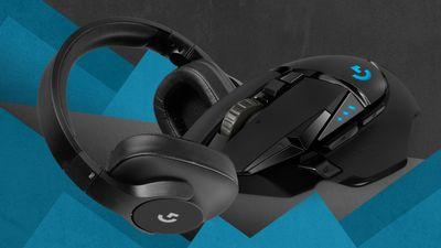 Logitech G502 Hero + G Pro Headset