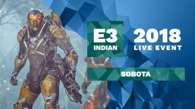 E3 2018 - Sobota (EA PLAY)