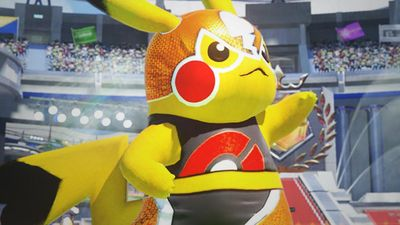 Já chtěl bych být ten nejlepší v Pokkén Tournament DX
