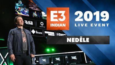 E3 2019 - Neděle (Xbox, Bethesda, Devolver)