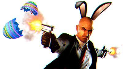 Easter Eggy v Hitman 3