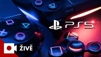 Živý přenos: odhalení PlayStation 5