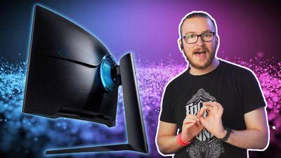 Pekelně rychlý monitor, co vás vtáhne do hry - Samsung Odyssey G7
