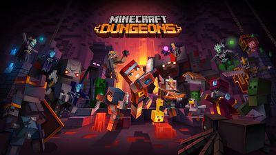 Minecraft: Dungeons je Minecraft, jak ho ještě neznáme
