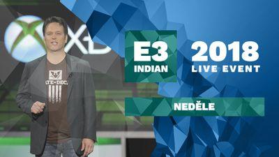 E3 2018 - Neděle (XBOX)