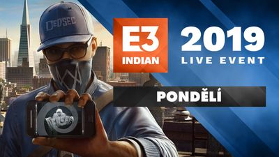 E3 2019 - Pondělí (PC GAMING SHOW, Ubisoft)
