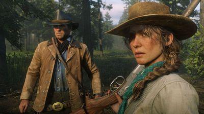 Záznam liveplaye: Red Dead Redemption 2