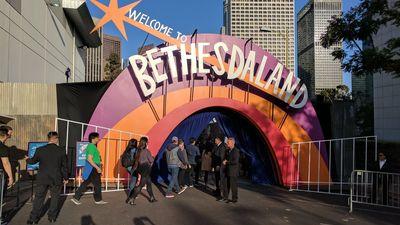 E3 2017 - Pondělí (Bethesda, Devolver Digital)