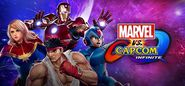 Marvel vs. Capcom: Infinite