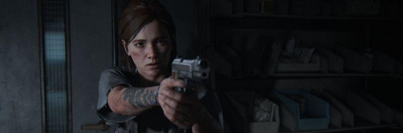 The Last of Us Part II slaví ve Velké Británii obrovský start