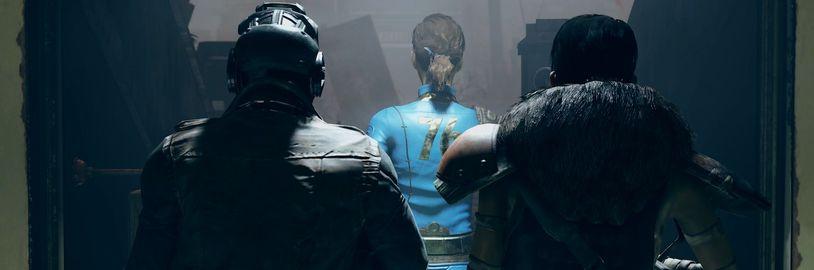 Velká aktualizace Falloutu 76 odložena. Na NPC a dialogy musejí hráči počkat