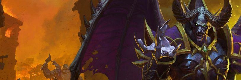 Je to tu, víme datum vydání Warcraftu 3 Reforged. Letos to bohužel již nebude