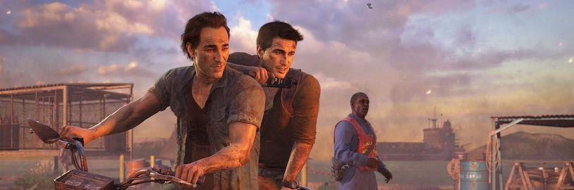 Naughty Dog o Uncharted, The Last of Us a nových značkách