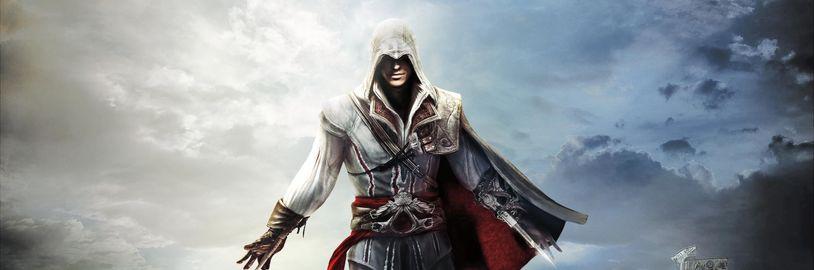 Ezio se vrací, výkon PS5, vylepšení Call of Duty Warzone, Epic Store s dalšími hrami zdarma