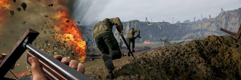 Krátký dokument z Medal of Honor: Above and Beyond získal Oscara