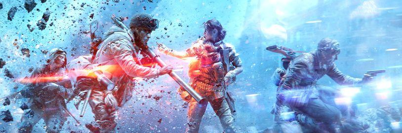 EA potvrdilo, kdy se dočkáme představení nového Battlefieldu
