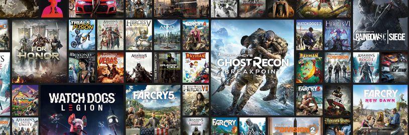 Microsoft kupuje Ubisoft? Vysvětlíme, proč to není možné