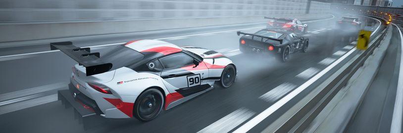 Gran Turismo Sport Spec II a původní verze s God of War v PlayStation Hits