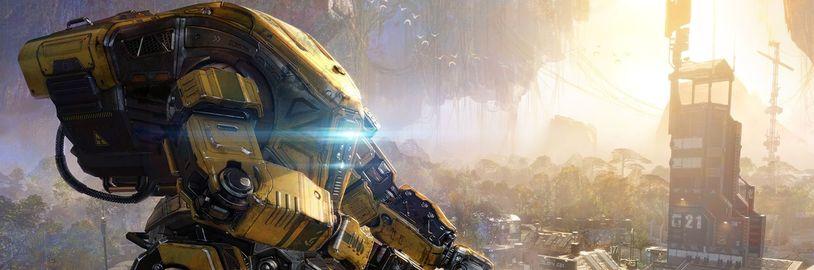 EA koupilo tvůrce Titanfallu